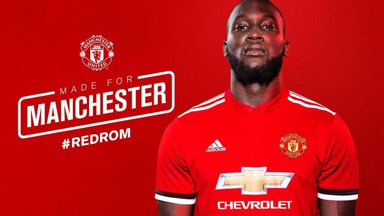 Manchester United confirm Lukaku signing