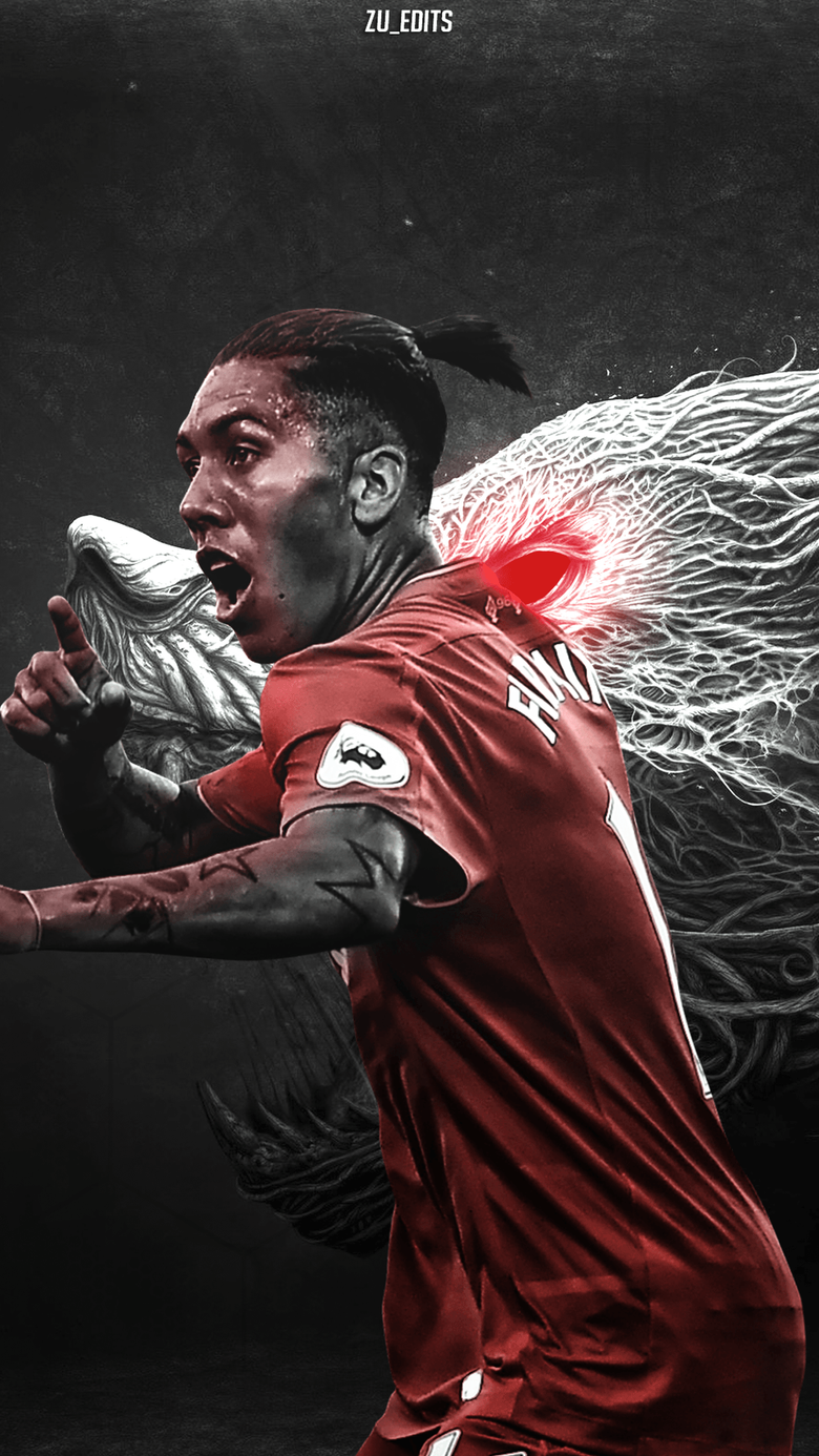 Roberto firmino by UhgGfx