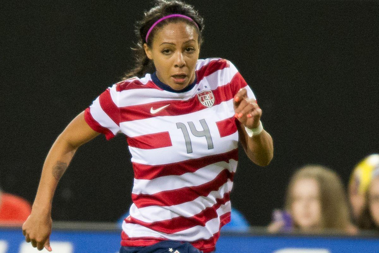 Sydney Leroux Alleges Racially Motivated Chants Directed at Her