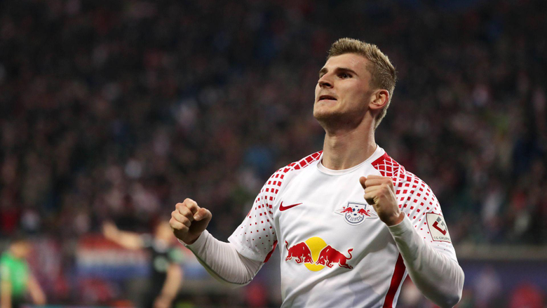 Timo Werner inspires RB Leipzig to comeback win against Hannover