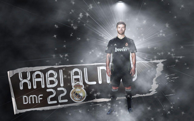 Xabi Alonso Real Madrid Wallpapers