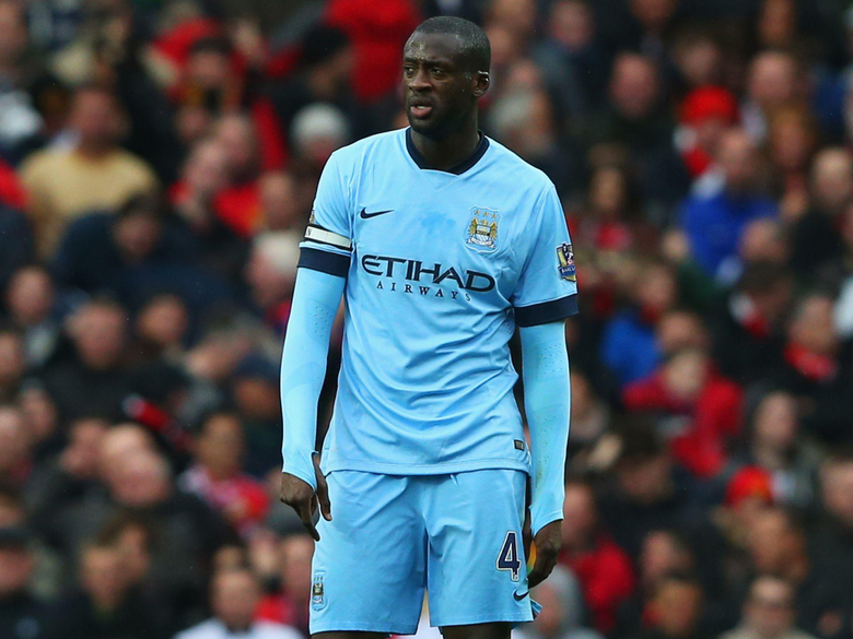 Yaya Toure allegedly arrested for speeding at 124mph after