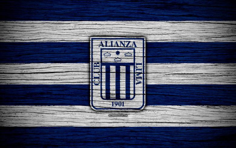 wallpapers Alianza Lima FC 4k Peruvian Primera Division