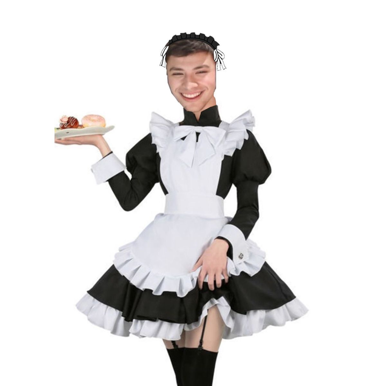 Maid dress Maid outfit Dream teampinterest