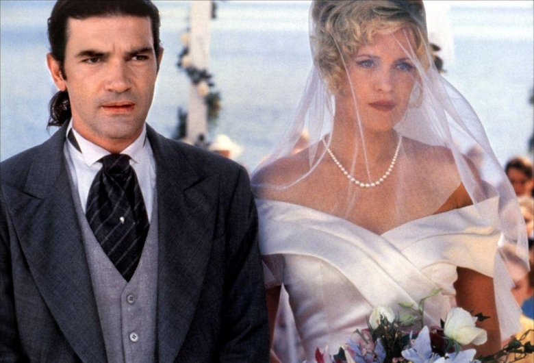 Antonio Banderas and Melanie Griffith divorce