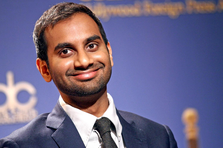 Aziz Ansari explores the changing state of love in Modern Romance