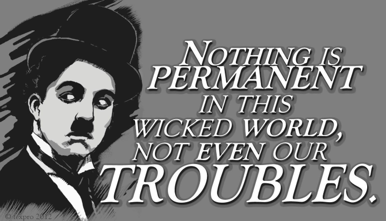 Charlie Chaplin Great Quotes pics and Image