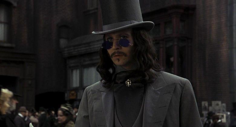 Romantic Male Characters image Dracula
