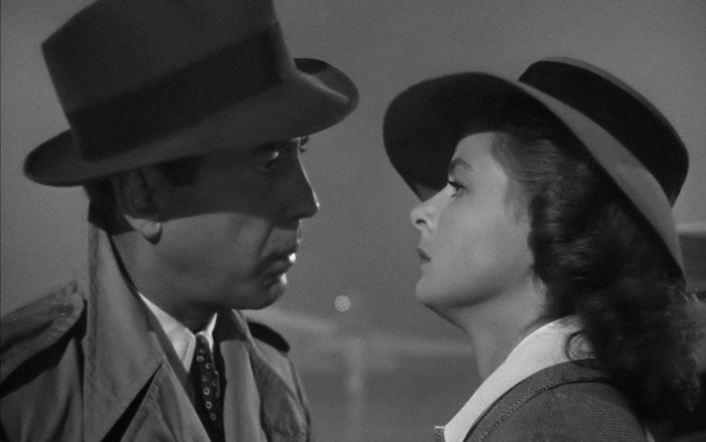 Humphrey Bogart A Pondering Mind