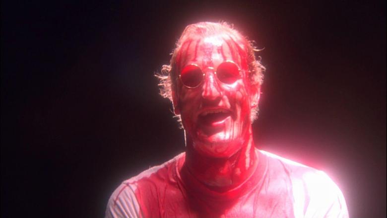 Woody Harrelson image Woody Harrelson as Mickey Knox in Natural