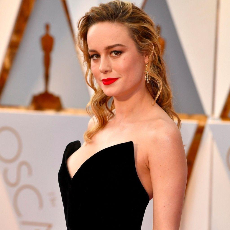 Brie Larson American Actress Oscars 2017 wallpapers