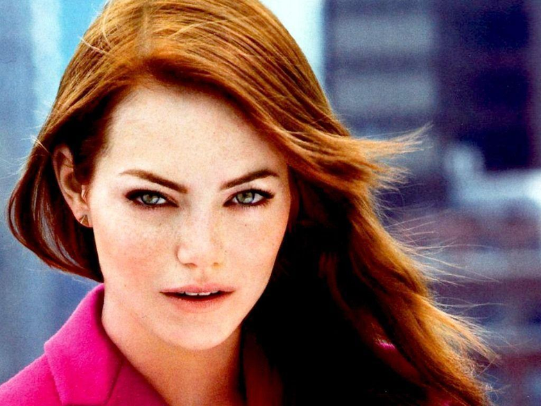 Natural and beauty Emma Stone Wallpapers