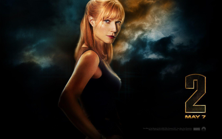Gwyneth Paltrow in Iron Man 2 Wallpapers