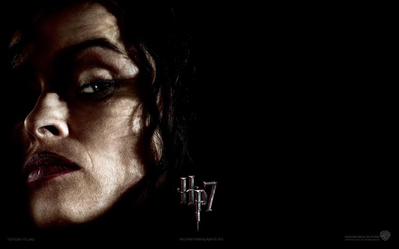Helena Bonham Carter Harry Potter and the Deathly Hallows Part I