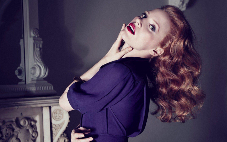 Jessica Chastain Wallpapers list