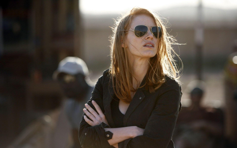 HD Wallpapers Jessica Chastain high quality and definition