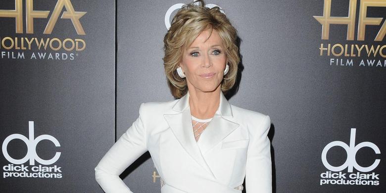 Jane Fonda HD Desktop Wallpapers