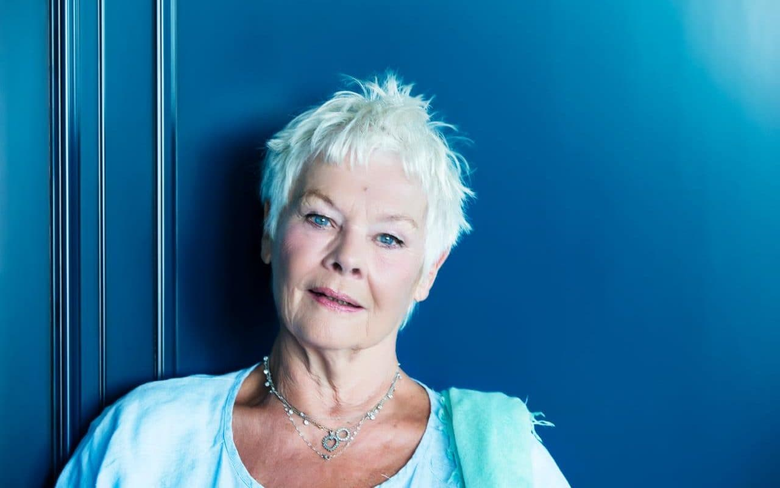 How Hollywood hailed bright new talent Dame Judi Dench