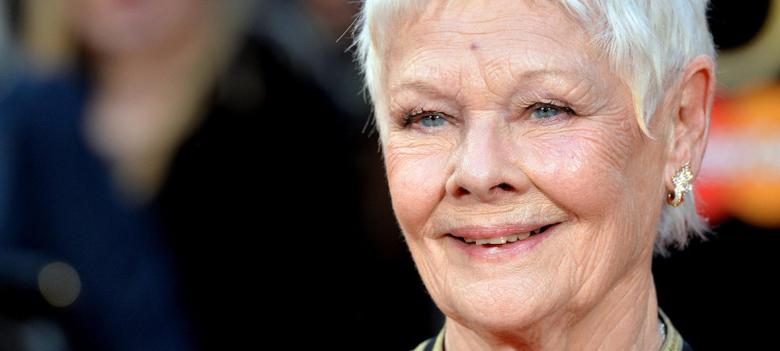 Chelsea Flower Show Names a Blossom After Dame Judi Dench And Her