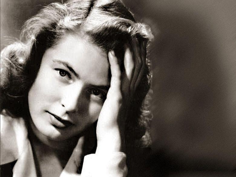 OPERATION Fix Life Classic Beauty Ingrid Bergman