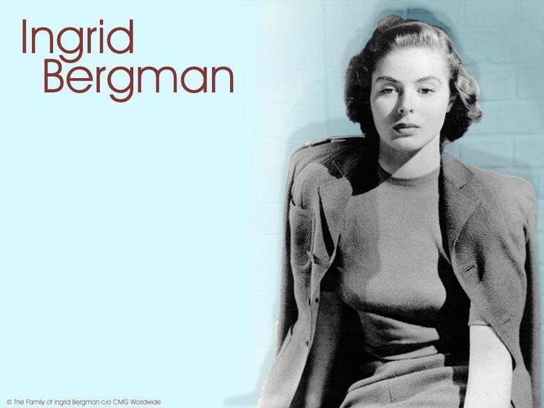 The Official Ingrid Bergman Web Site