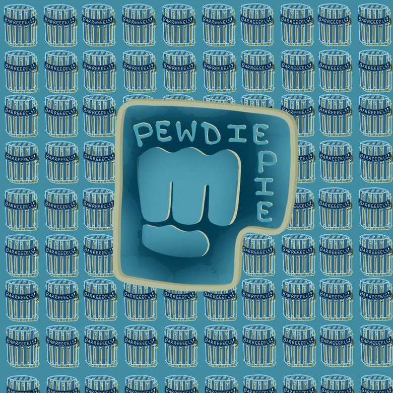 Barrels Wallpapers Pewdiepie by UnknownAlice
