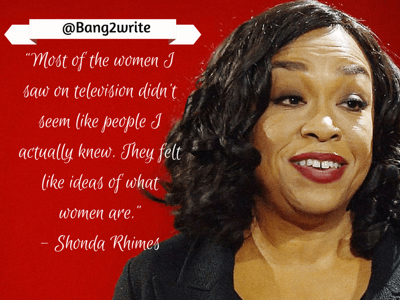 Motivational Quotes From THE Shonda Rhimes Herself