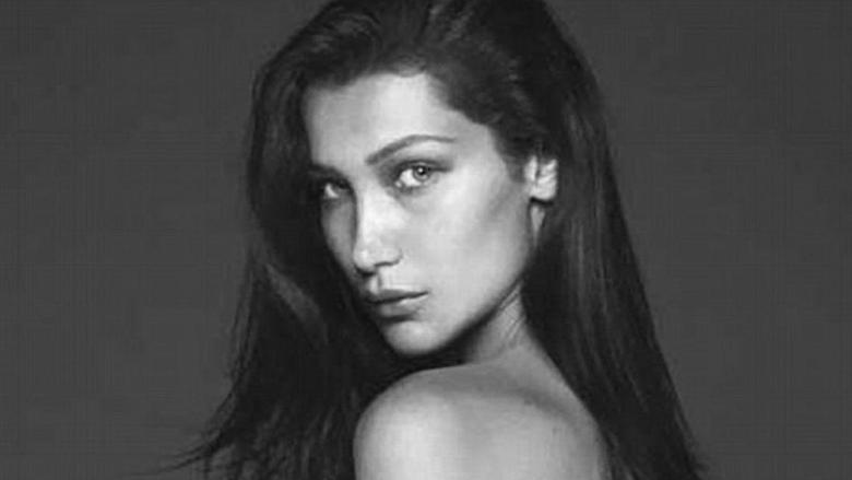 Gigi Hadid strips completely naked for VMan magazine