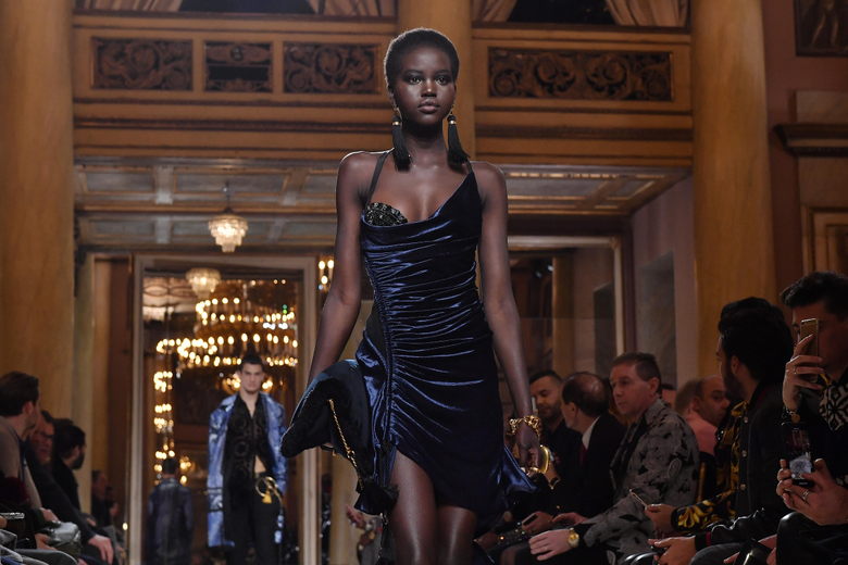 Adut Akech The South Sudanese refugee making fashion history
