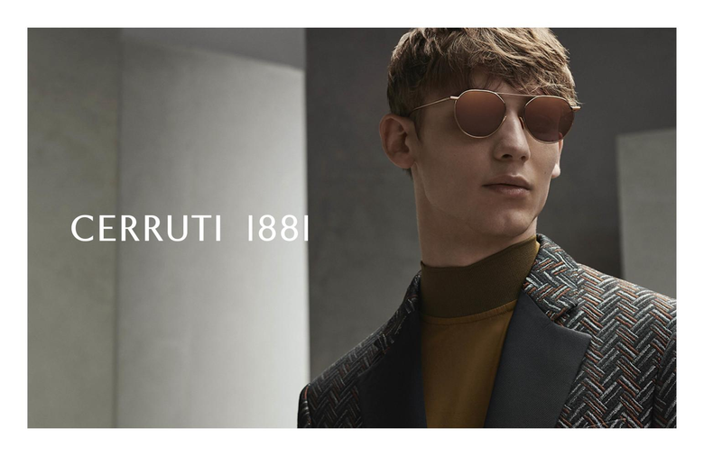 CHRISTOPHER EINLA for CERRUTI FW18 CAMPAIGN by RALPH MECKE
