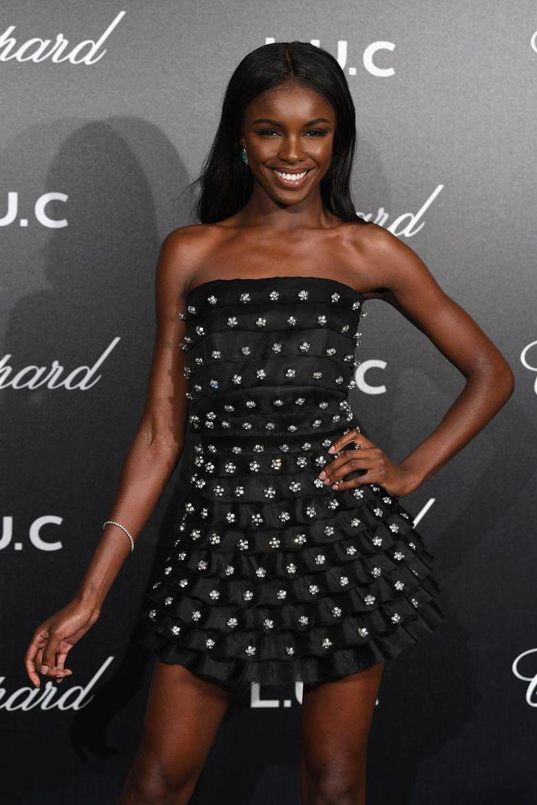 Leomie Anderson speaks out about only being afforded certain