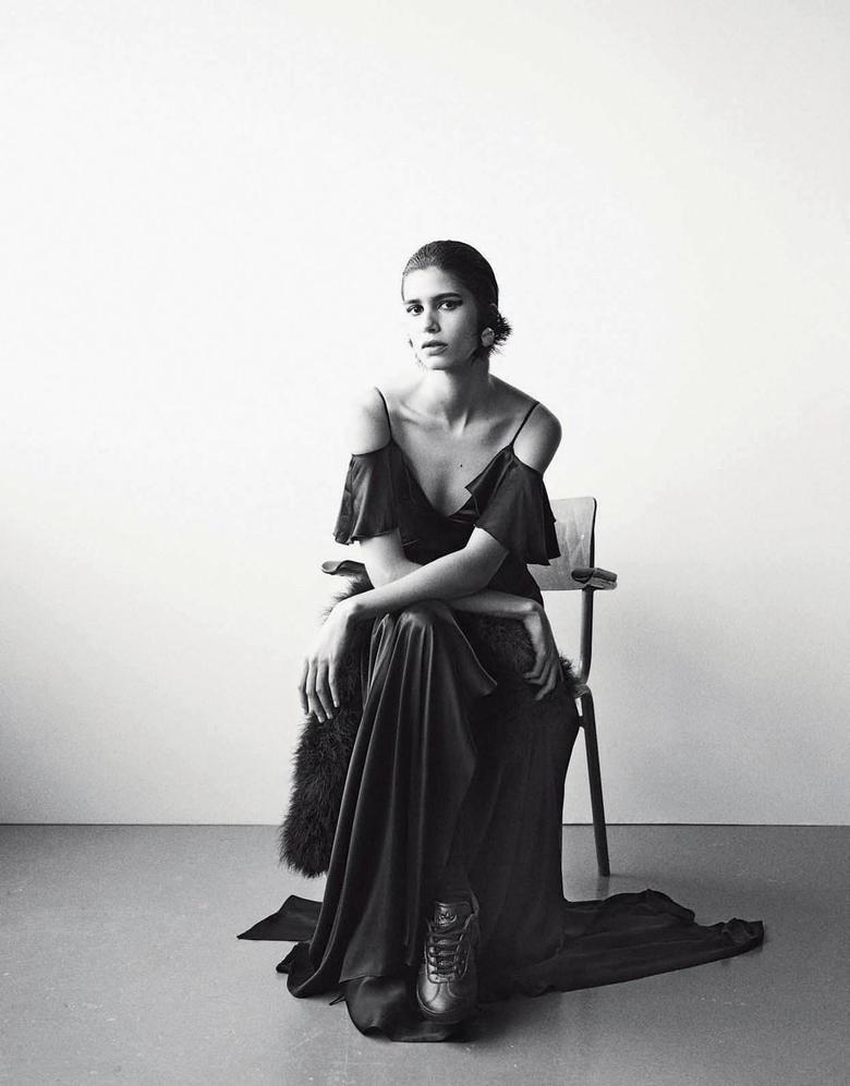 Kiki Willems Mica Argañaraz Rianne Van Rompaey in Vogue Italia