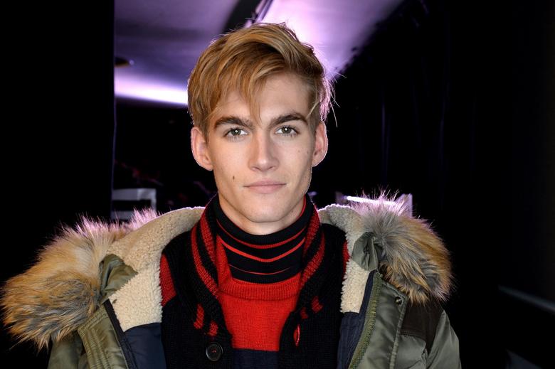 male models to follow on Instagram during fashion week season