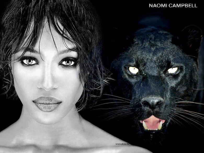 Wallpapers Naomi Campbell Celebrities