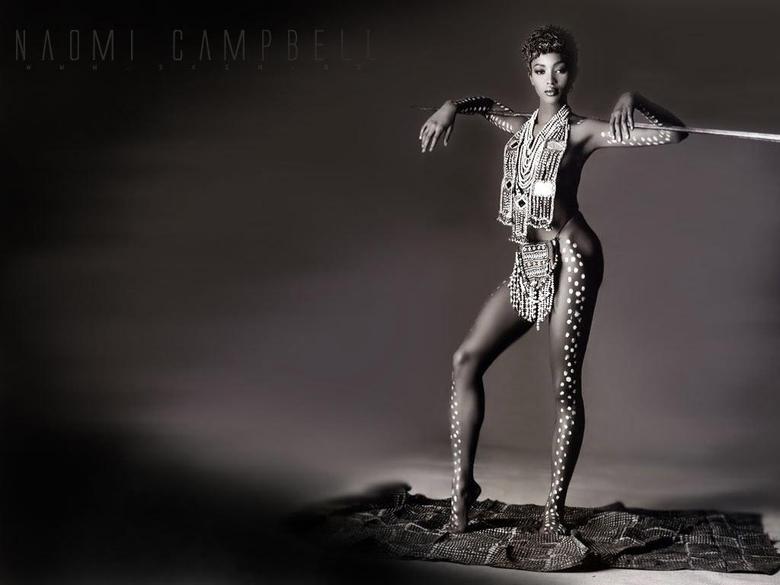 Naomi Campbell Wallpapers 9