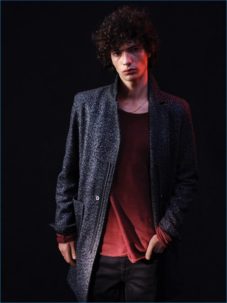 Tiger of Sweden Jeans 2016 Fall Winter Men s Campaign
