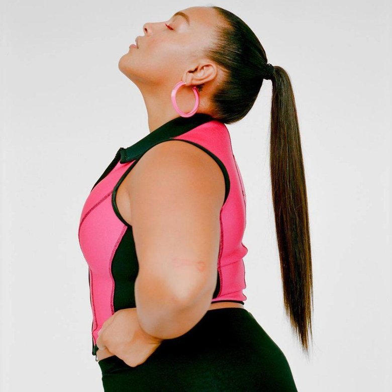 Cool News Plus Size Model Paloma Elsesser is the Face of Alison Lou
