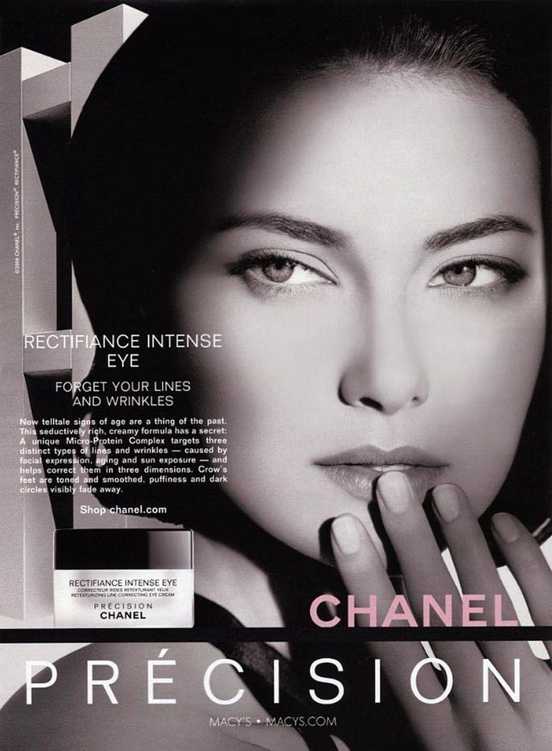 Chanel Beauty F W 10 with Shalom