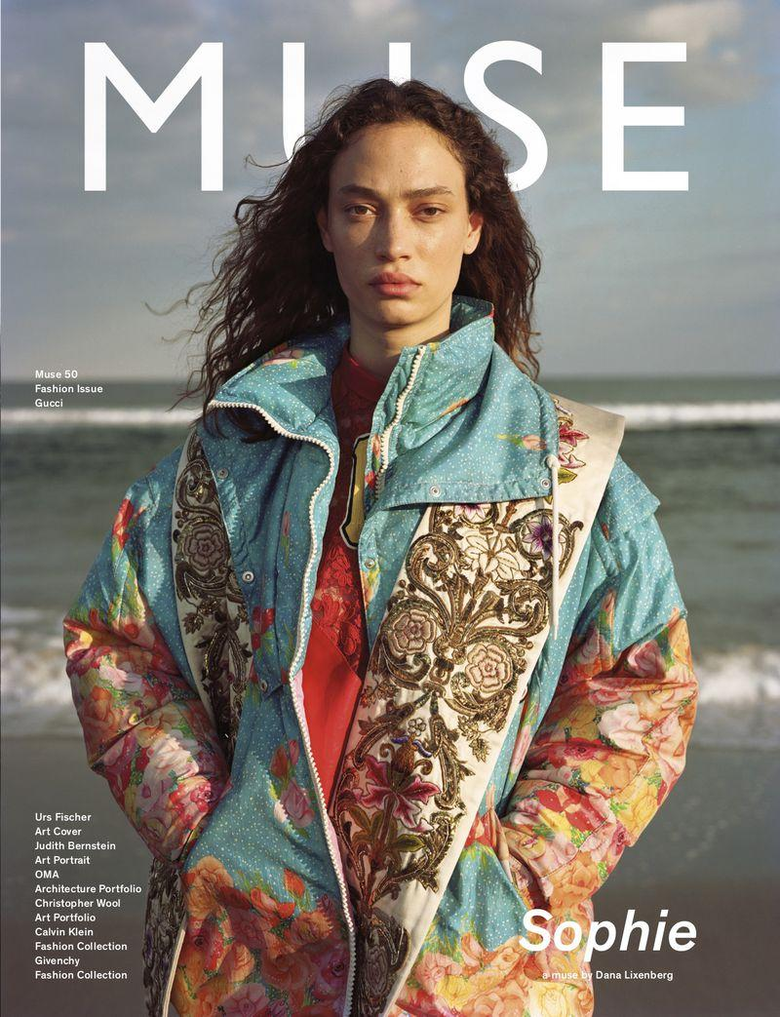 Muse Magazine Fall Winter 2018 Covers