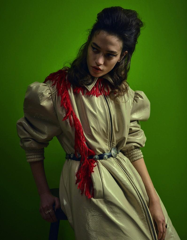 Sophie Koella for Vogue Japan September 2018
