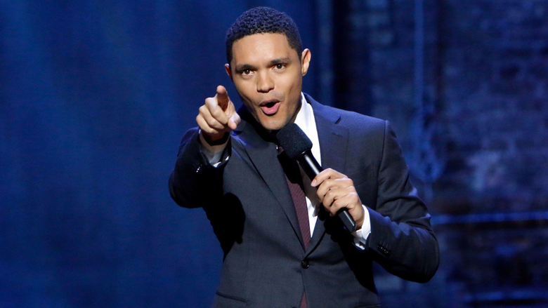 Trevor Noah brings the news to Bob Carr Theater in Orlando
