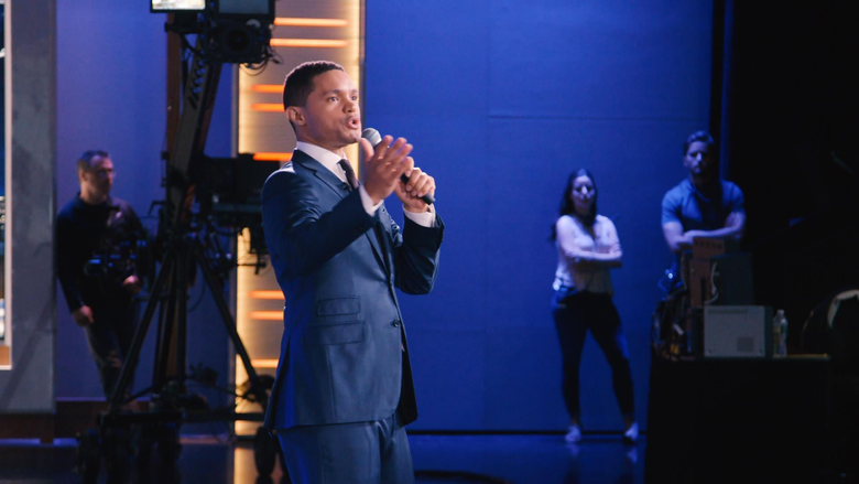 Trevor Noah Reflects on His Path to The Daily Show
