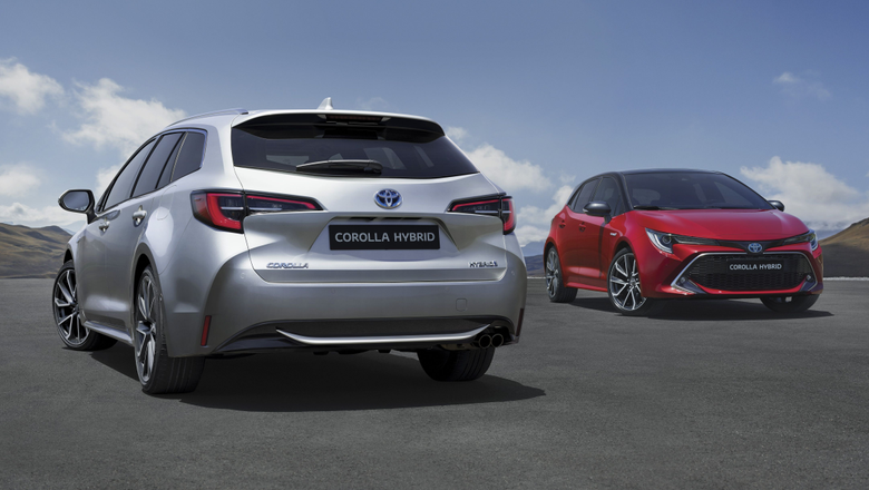 Toyota Corolla Suv Inspirational toyota Corolla touring Sports Makes