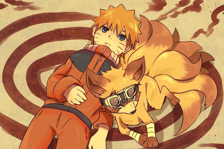 Naruto is very kawaii UwU
