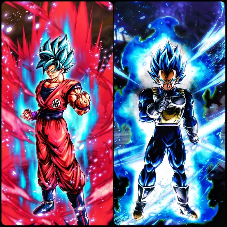 Eternal Rivals