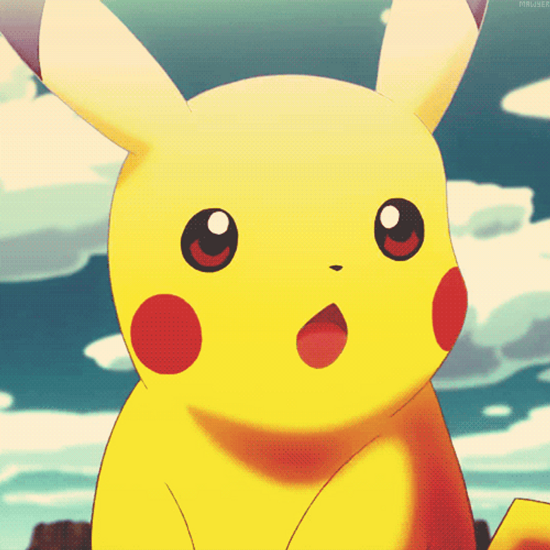 Pikachu really likes to be your trainer