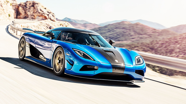 Agera In The Outlands