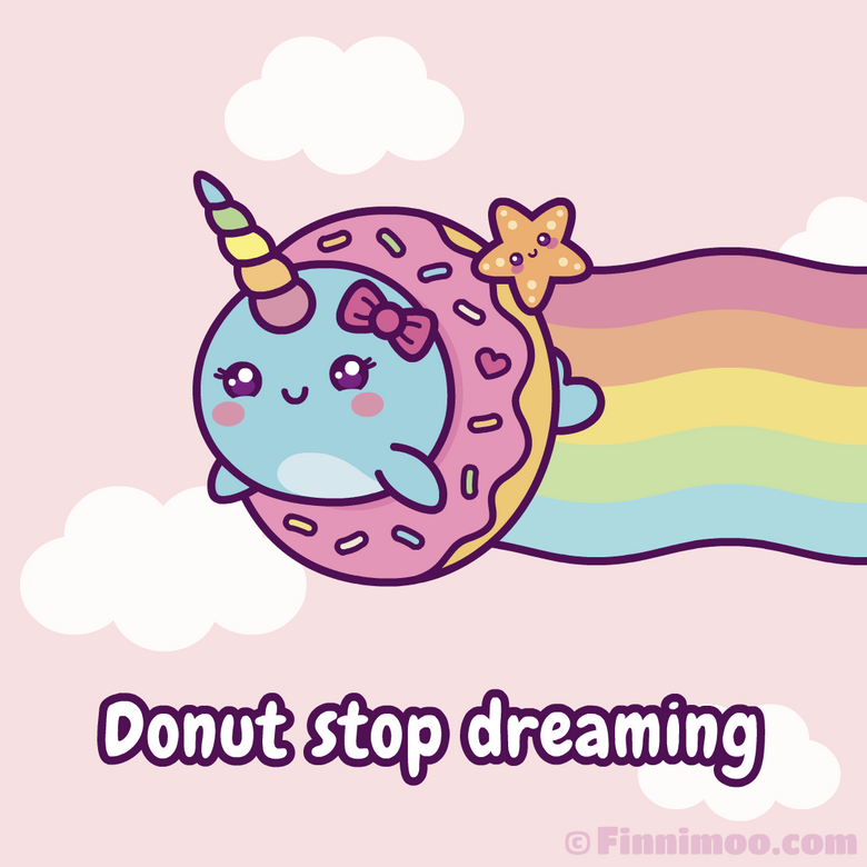 Donut Stop Dreaming