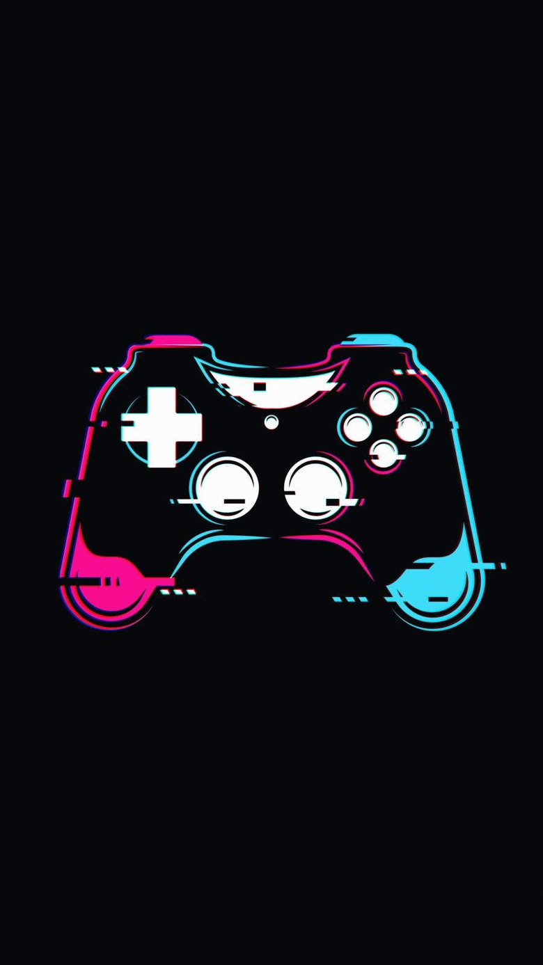 PS5 Controller iPhone Wallpapers