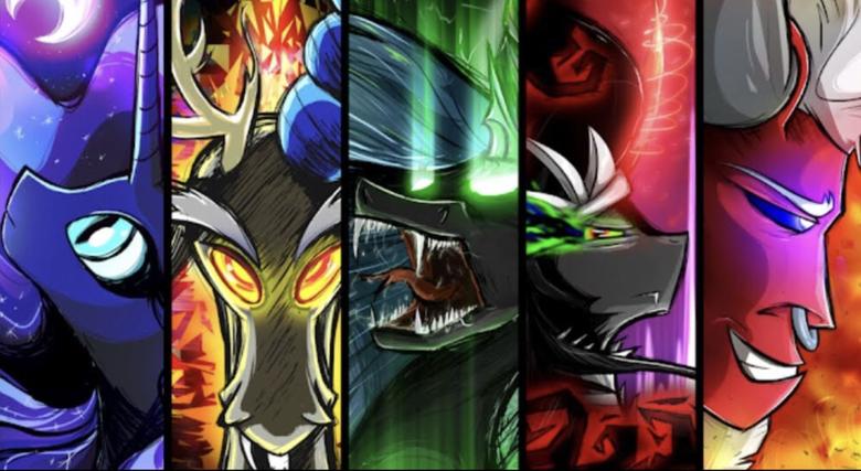 Mlp villains